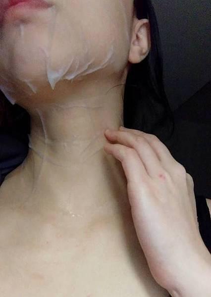 DR.WU新品 Y型頸顏膠囊面膜12
