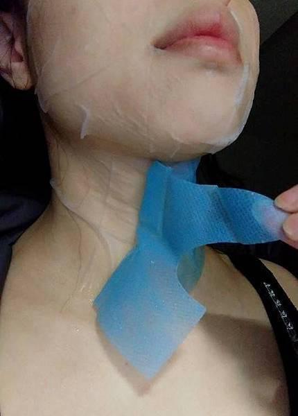 DR.WU新品 Y型頸顏膠囊面膜11