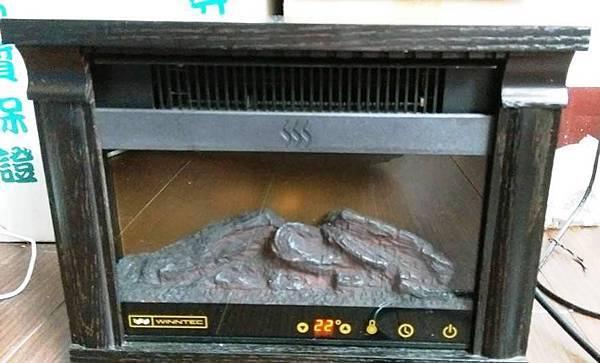 火焰山電壁爐1
