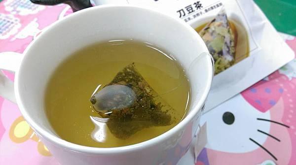輕纖刀豆茶1