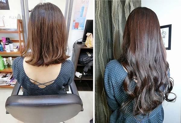 I Do Hair Miya米亞.台中接髮2