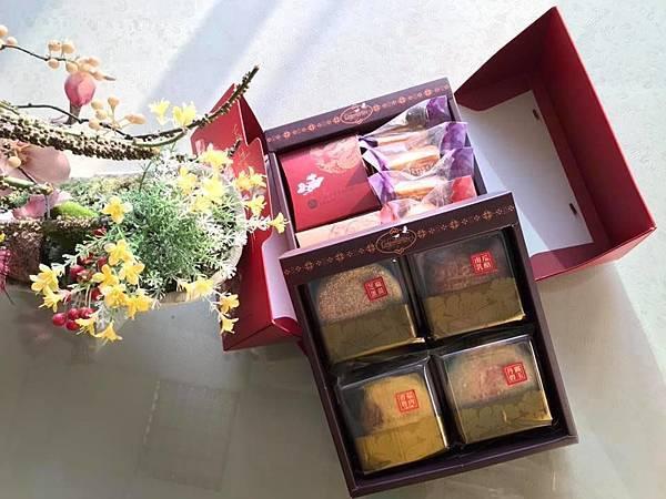康鼎中西式喜餅1