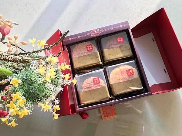 康鼎中西式喜餅2