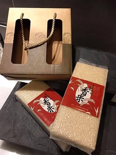 香米禮盒2