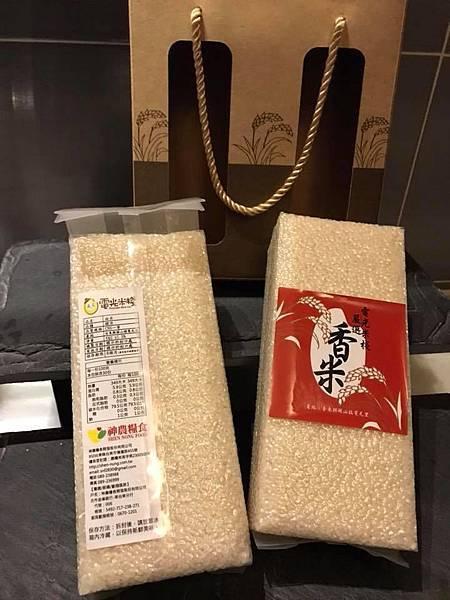 香米禮盒5