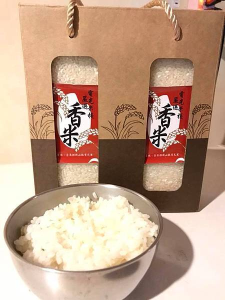 香米禮盒11