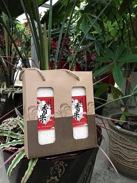 香米禮盒10
