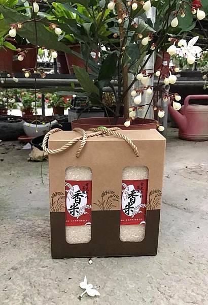 香米禮盒8
