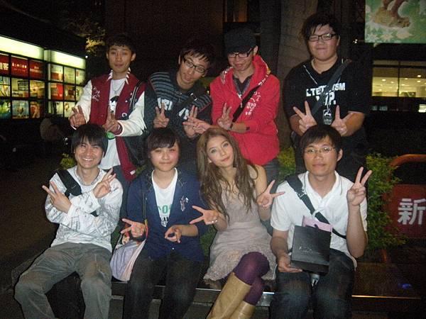 20100227台中新光三越smashbox