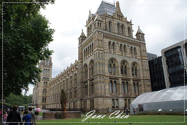 倫敦自然史博物館