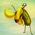 【插圖】昆蟲insect.