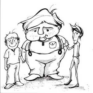 【插圖】健康、胖、瘦