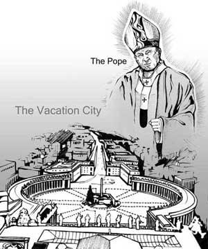 【插圖】pope