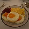 普普飯店的早餐東西也蠻多的