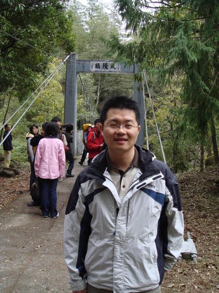 第二天挑戰桃山瀑布