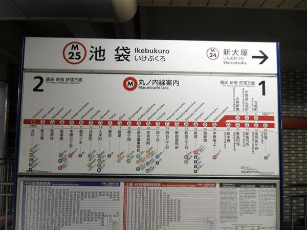 20091130東京.日光自由行