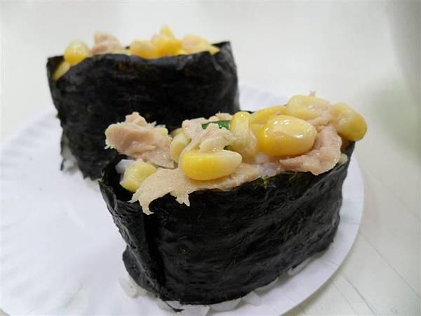 20110318自己做壽司