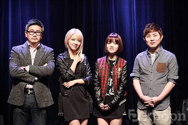 台灣參賽者獵星行動將播出