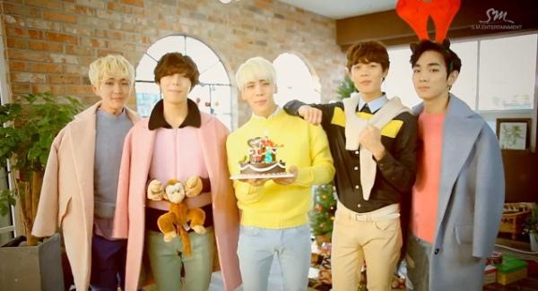 "SHINee ""Colorful"" MV 公開"