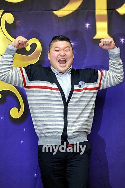 姜虎東客串《總理與我》