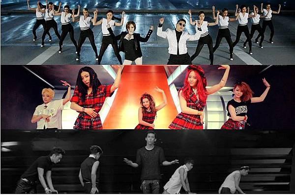 美國最多人觀看的K-pop MV