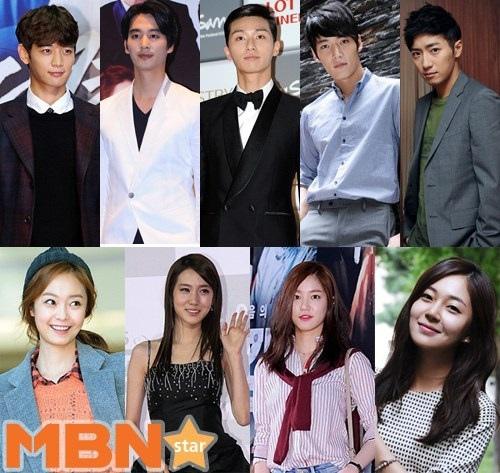 MBC 戲劇大賞新人獎入圍者