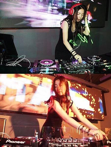 和榮變成夜店 DJ ?