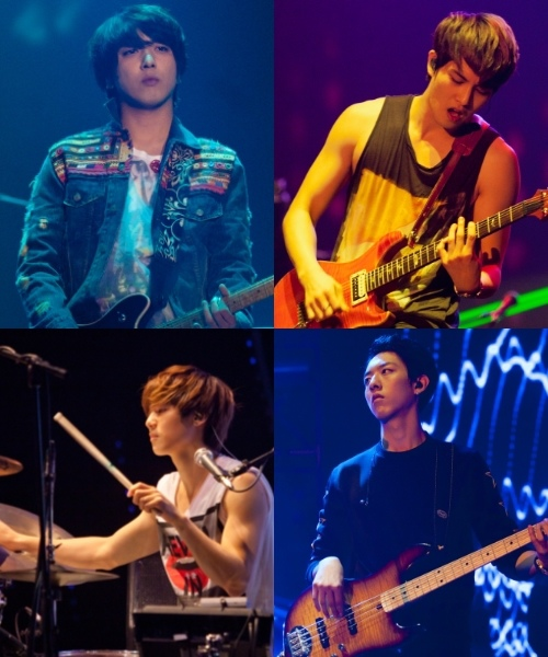 CNBLUE與MBC「歌謠大祭典」上首次公開韓語版「Lady」