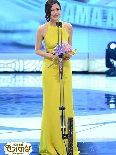 2013 SBS演技大賞得獎名單