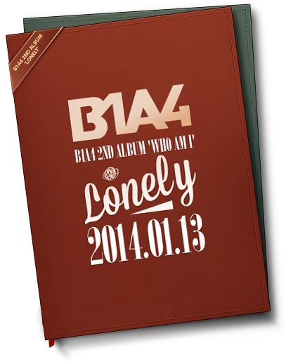 B1A4 1月13日出輯!