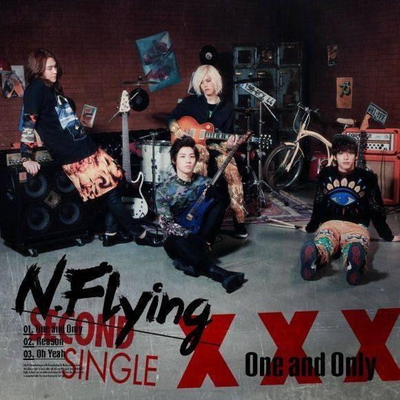 N.Flying 單曲登日本排行榜