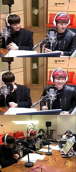 EXO成員KAI與白賢:想跟宋慧喬和韓藝瑟一起吃飯