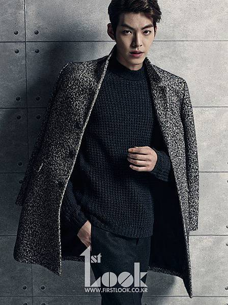 1st Look 年度男子:金宇斌