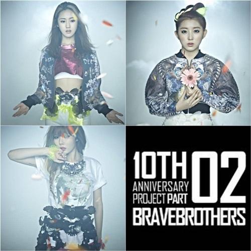 4Minute 將與勇敢兄弟合作