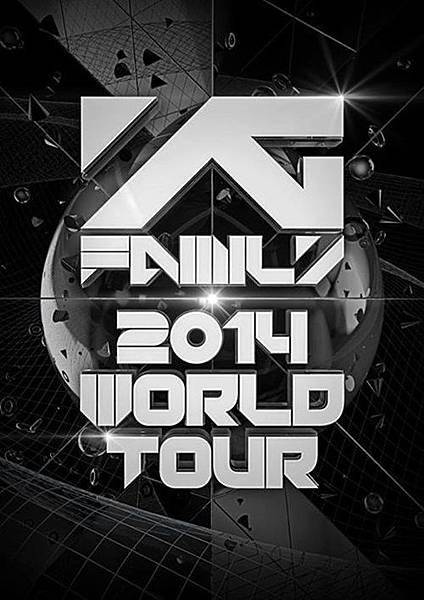 YG Family 演唱會即將開跑