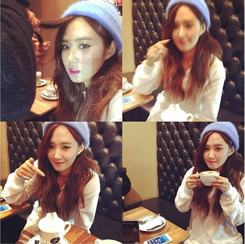 Yuri 悠閒的咖啡時光