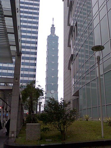 20110116信義區逛街— 在台北市信義區新光三越