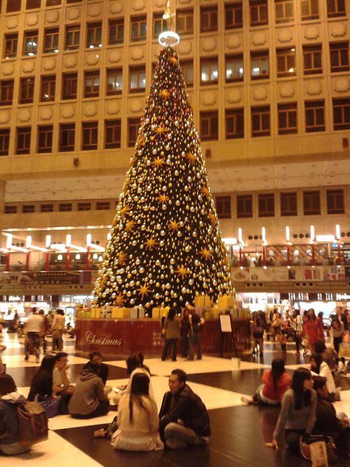 台北火車站20131124