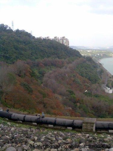 石門水庫賞楓20101227