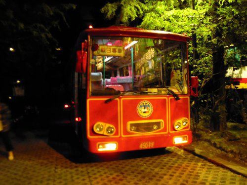 合歡山觀日專車20120702
