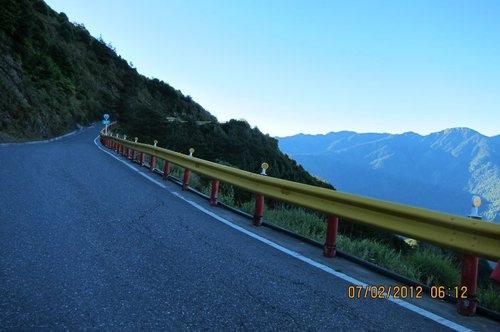 合歡山 -- 20120702