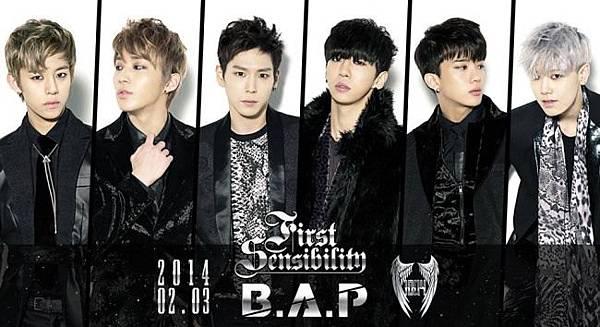 B.A.P 正規一輯搶先聽