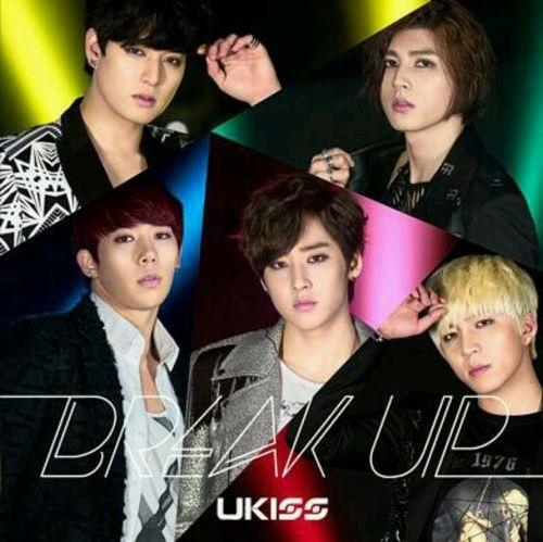 """U-KISS日單""""Break up""""MV"""