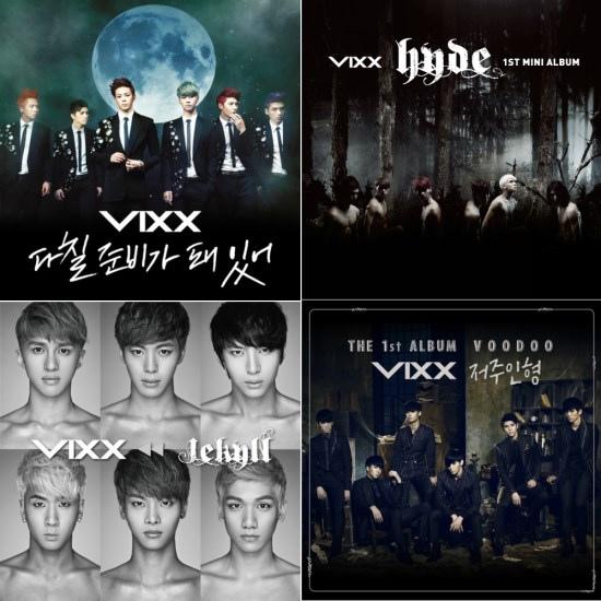 VIXX 2013 MV