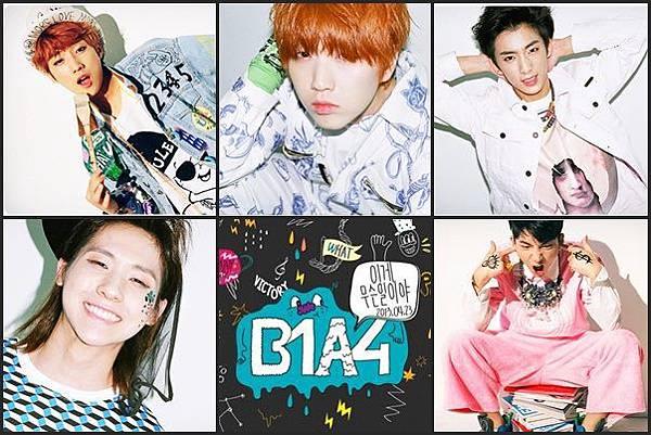 B1A4 2013 MV