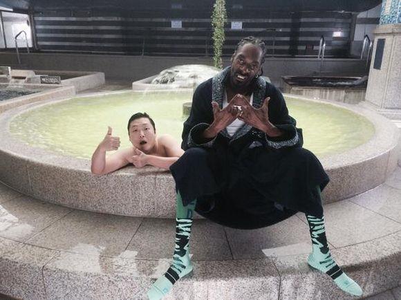 Snoop Dogg客串PSY MV?