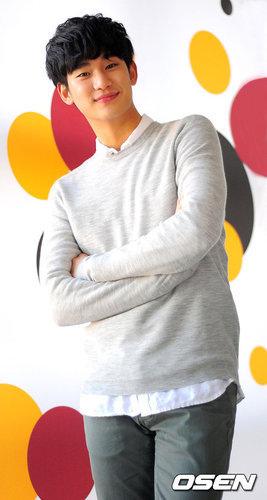 金秀炫 김수현 12年OSEN官網