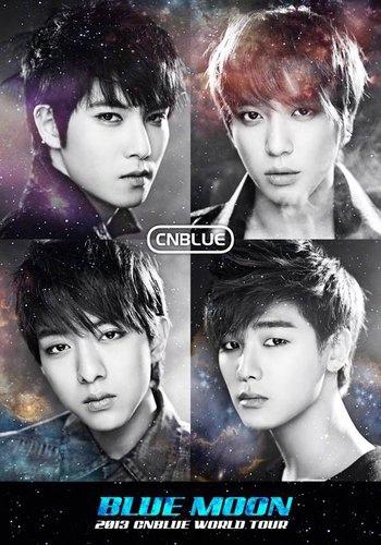CNBLUE 演唱會海報公開