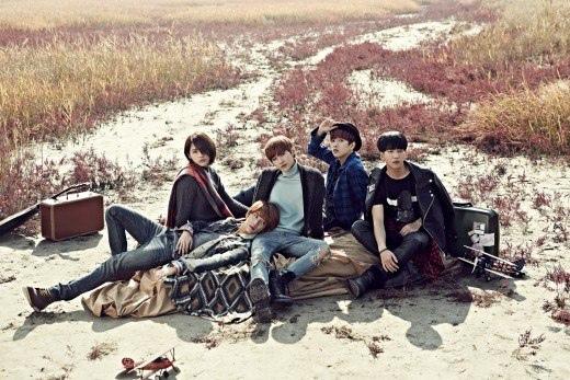 """B1A4 """"Lonely"""" 新版 MV"""