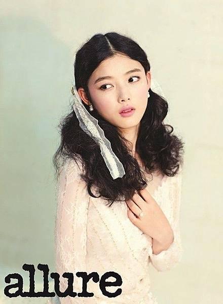 金有貞出演美國短篇電影